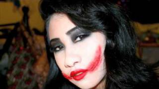 The Dark Knight Joker Girl Makeup Thumbnail