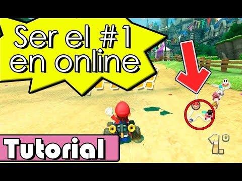 """Guía definitiva para ganar en """"Mario Kart 8 Deluxe"""""""