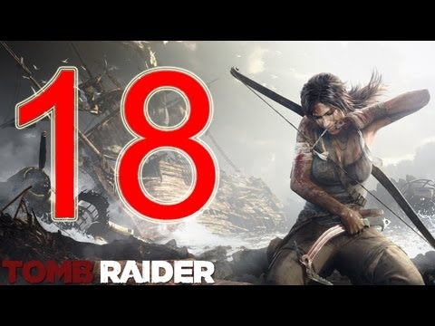 Tomb Raider - walkthrough part 18 let