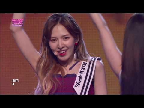 뮤직뱅크 Music Bank - 빨간 맛 - 레드벨벳 (Red Flavor - Red Velvet).20170815