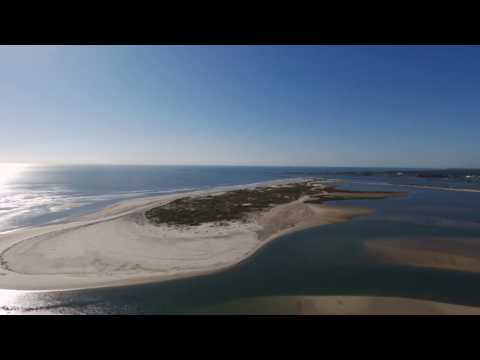 First time flying the Bebop over water - Ft. George Inlet Jax FL