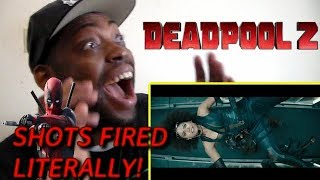 DEADPOOL 2 FINAL TRAILER RED BAND REACTION!!!