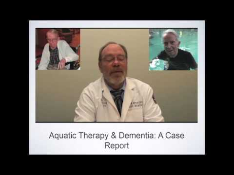 Aquatic Activity Promoting Nervous System Health - Dr. Bruce Becker