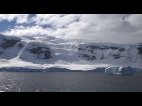 Antarctic Video Diary 1