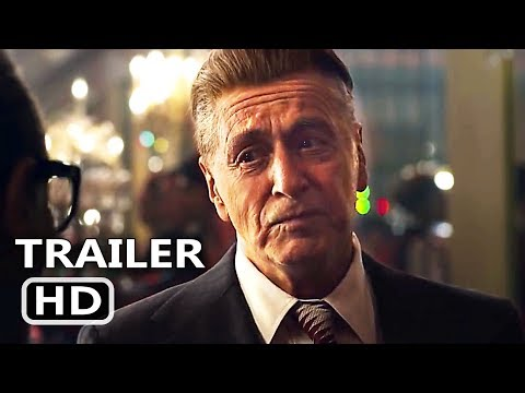 Clint August - THE IRISHMAN Trailer (2019) Martin Scorsese, Al Pacino, Robert De Niro