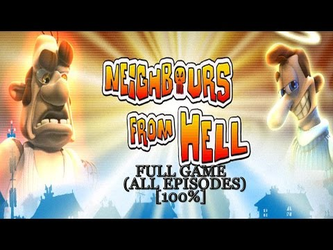 Neighbours From Hell - Full game [100%]