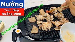 Bếp nướng điện Delites BN02 1800 W