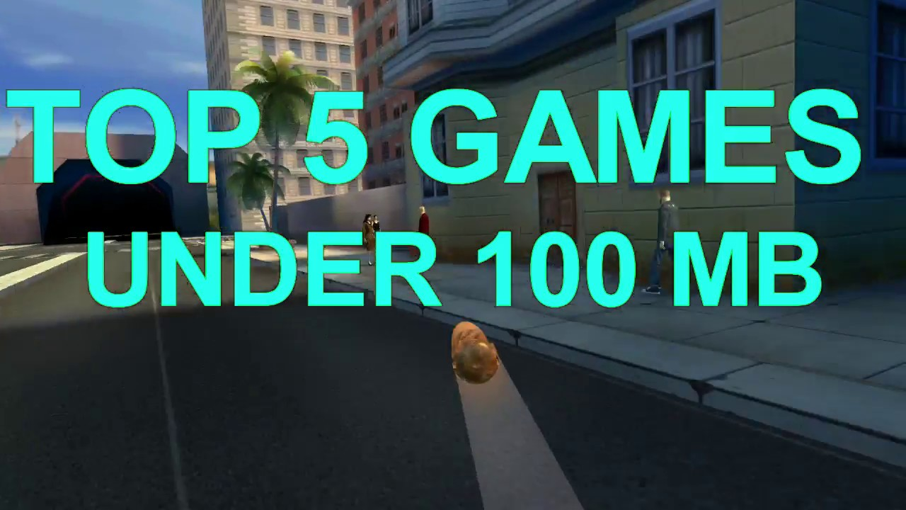 Top 5 Offline Android Hd Games Under 100 Mb Feb 2018 Youtube