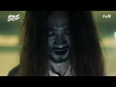 LETS FIGHT GHOST_A PERVERT GHOST ( FUNNY SCENE)
