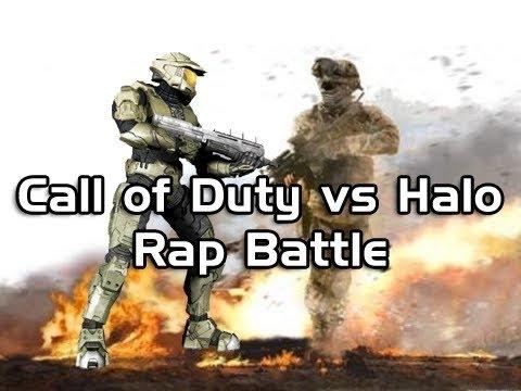 BrySi the Machinima Guy - COD vs Halo Rap Battle Song - 1HOUR