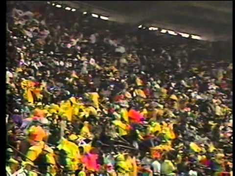 Chargers vs. Steelers, AFC Championship, 1995 (1st quarter)