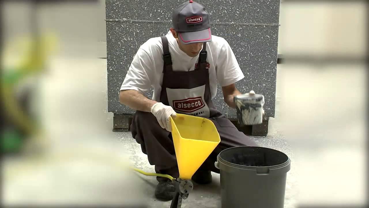 Alsecco Püskürtme Granit