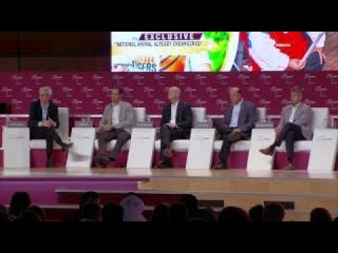 Doha GOALS 2014: Debate: The New Frontiers of Sport