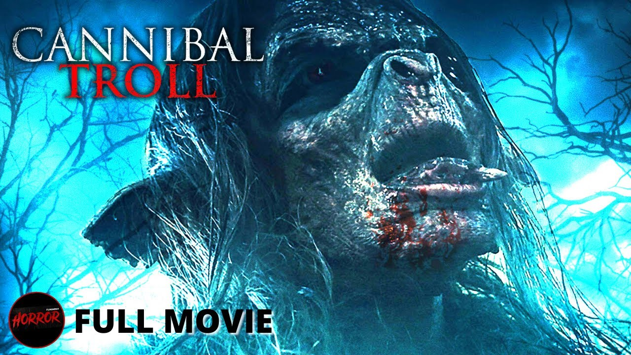 Download Horror Film CANNIBAL TROLL - FULL MOVIE | Scary Creature Horror Movie