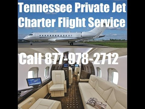 Private Jet Air Charter Flight Service Memphis, Nashville, Knoxville, Chattanooga, TN Empty Leg Near