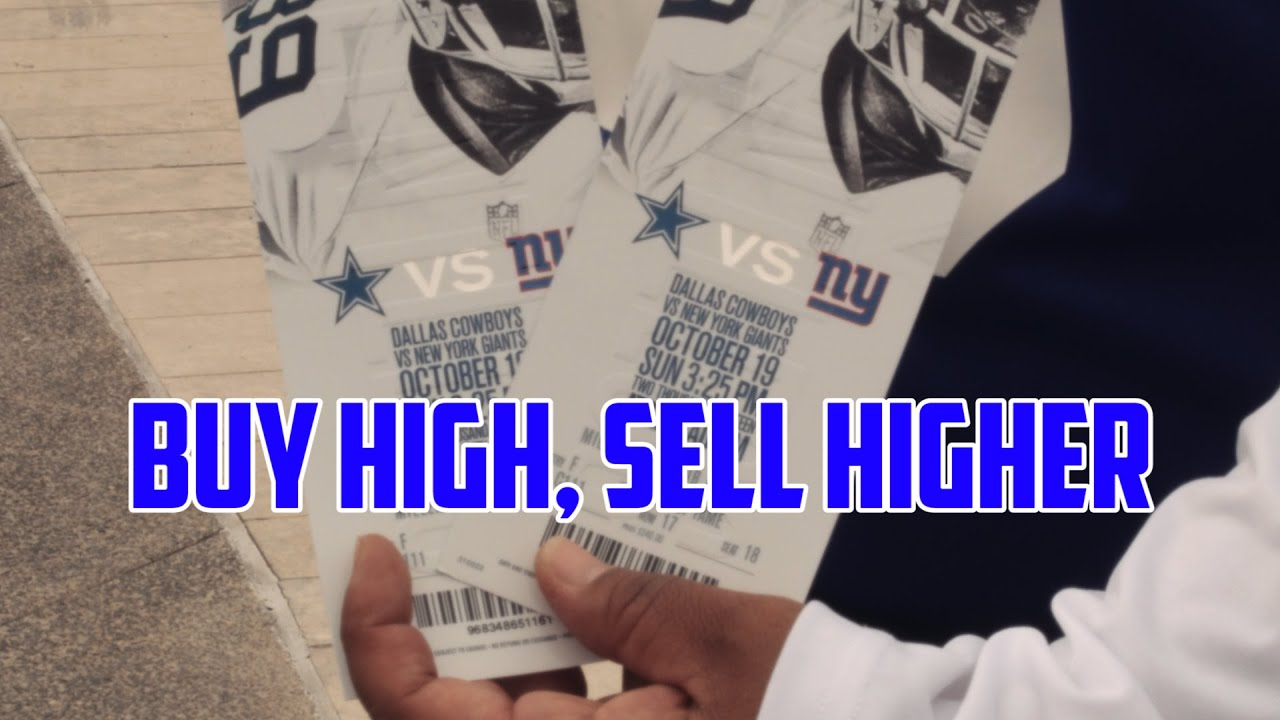 Buy High Sell Higher: Giants fans discuss buying tickets from