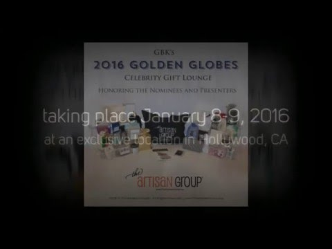 SoapyBliss Bath  Body Bakery at the 2015 Golden Globes 360p