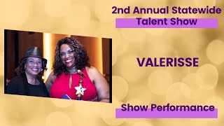 Valerisse: Show Performance - LFOA, Inc.  2nd A.S.T.S