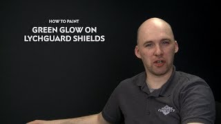 WHTV Tip of the Day - Green Glow on Lychguard Shields.