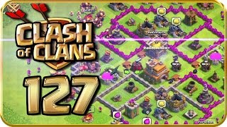 Let's Play CLASH of CLANS 127: Baldiges UPDATE & Neues Dorf-Layout für Rathaus Lvl 7!