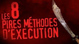 Top 8 des pires méthodes d'exécution