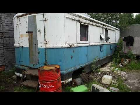 Бытовка, строительный вагончик кунг по цене гаража 50 000 рублей!