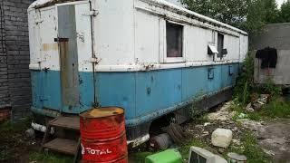 Побутівка, будівельний вагончик кунг за ціною гаража 50 000 рублів!