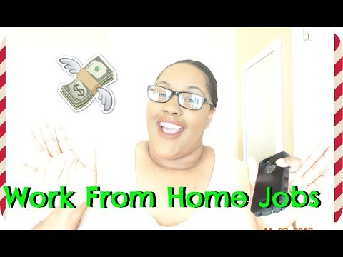 WORK FROM HOME JOBS HIRING NOW!! | NO CAR ? SINGLE MOM ? NEED WORK SOON ?. http://bit.ly/2Q6cQQf