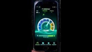 Тест скорости интернета 3G Vodafone UA (Ukraine) на Meizu M2 mini (Speedtest)(Город Кировоград., 2016-02-25T15:18:12.000Z)