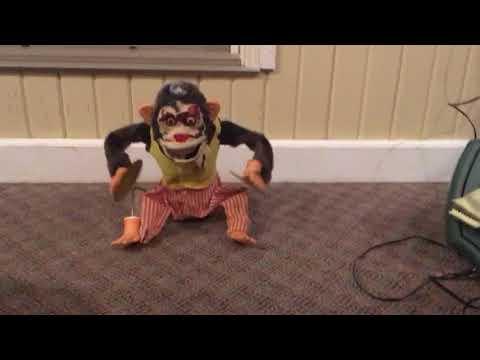 Torn up Musical Jolly Chimp