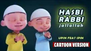 Download Hasbi rabbi jallallah naat | Cartoon version LA ILAHA ILLALLAH song | animated naat sharif 2020