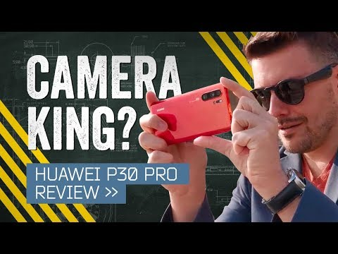 Huawei P30 Pro Review: Telephoto Telephone