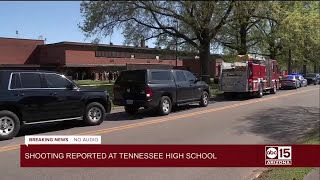 Knoxville Police Officer, Multiple Others Shot At High School, Police Say