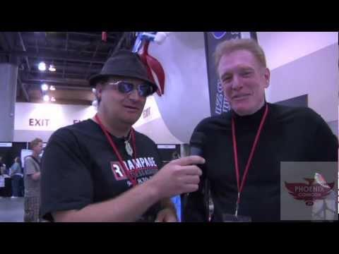 William Atherton Interview - Phoenix Comicon
