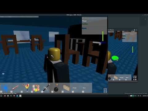 Roblox On Linux 2018 Youtube