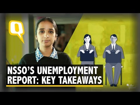 Unemployment Rate At 45-Year High: 4 Key Takeaways From NSSO Data | The Quint