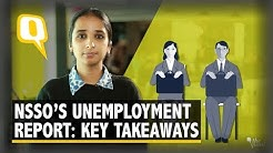Unemployment Rate at 45-Year High: 4 Key Takeaways From NSSO Data   The Quint