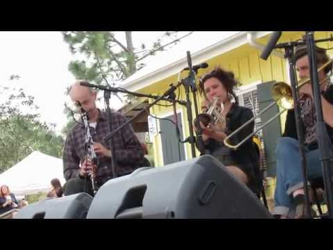 Tuba Skinny ~ Freight Train Blues