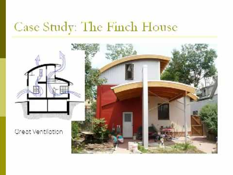 Passive solar simplified 6 case study of a truly green for How to be a house designer