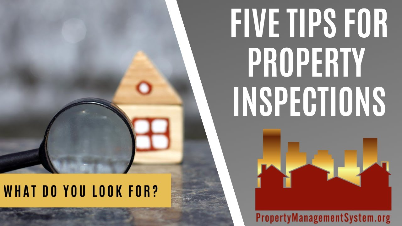 Writing A Simple Property Inspection Letter To Tenant With Sample Sample Letters