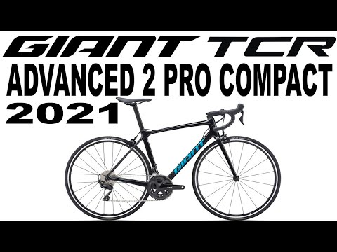 GIANT 2021 TCR Advanced 2 PRO Compact Review ($2000 Best Value Road Bike Of 2021?)