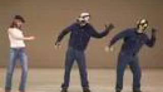 Daft Punk & Juliette Lewis - Gap Commercial
