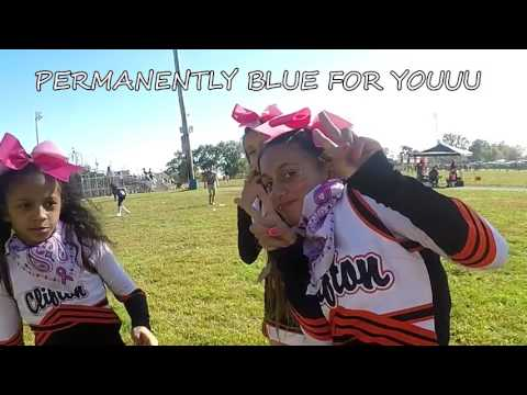 Final Clifton Cheerleading Video