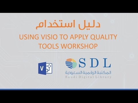 USING VISIO TO APPLY QUALITY TOOLS WORKSHOP