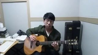 Jung Young ho - 처음 그 설렘 처럼 (Finger style Guitar Cover)