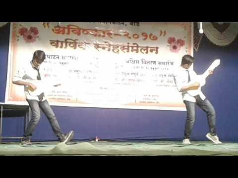 Goverment Polytechnic Beed Annual Gathering(Desi Boys)...