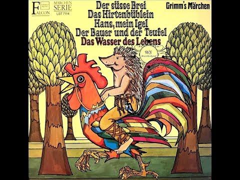 Grimms Märchen - Der süße Brei und andere Märchen - Märchen Hörspiel - FALCON
