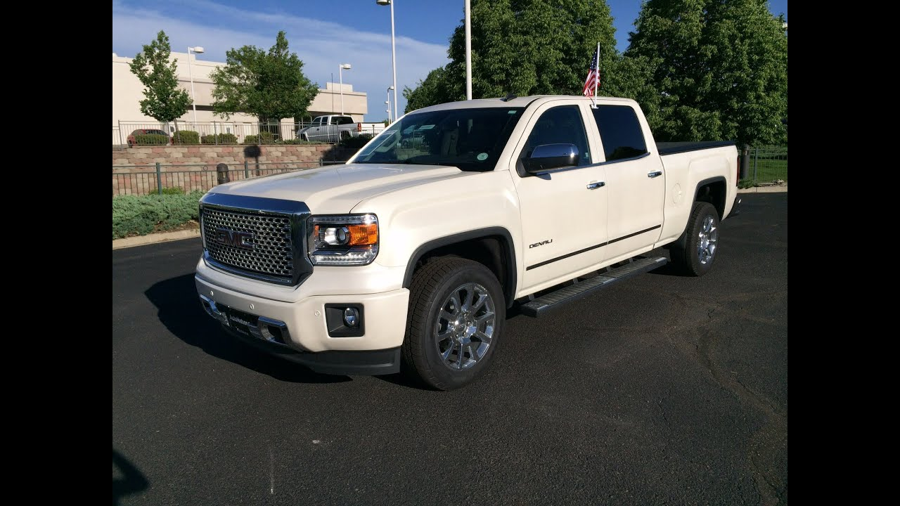 2014 GMC Sierra 1500 Denali Crew Cab (Start Up, In Depth ...
