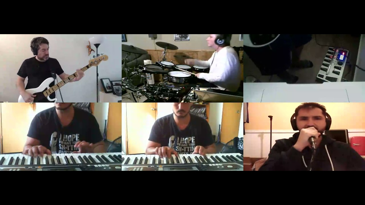 BANDHUG cover of Somebody Told Me - The Killers - cover