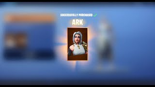 Overwatch and Fortnite Crossover Confirmed!! Ark Skin Game-play